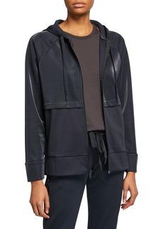 Under Armour Synthetic Fleece Mirage Full-Zip Jacket