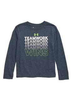 Under Armour Teamwork Graphic T-Shirt (Toddler Boys & Little Boys)