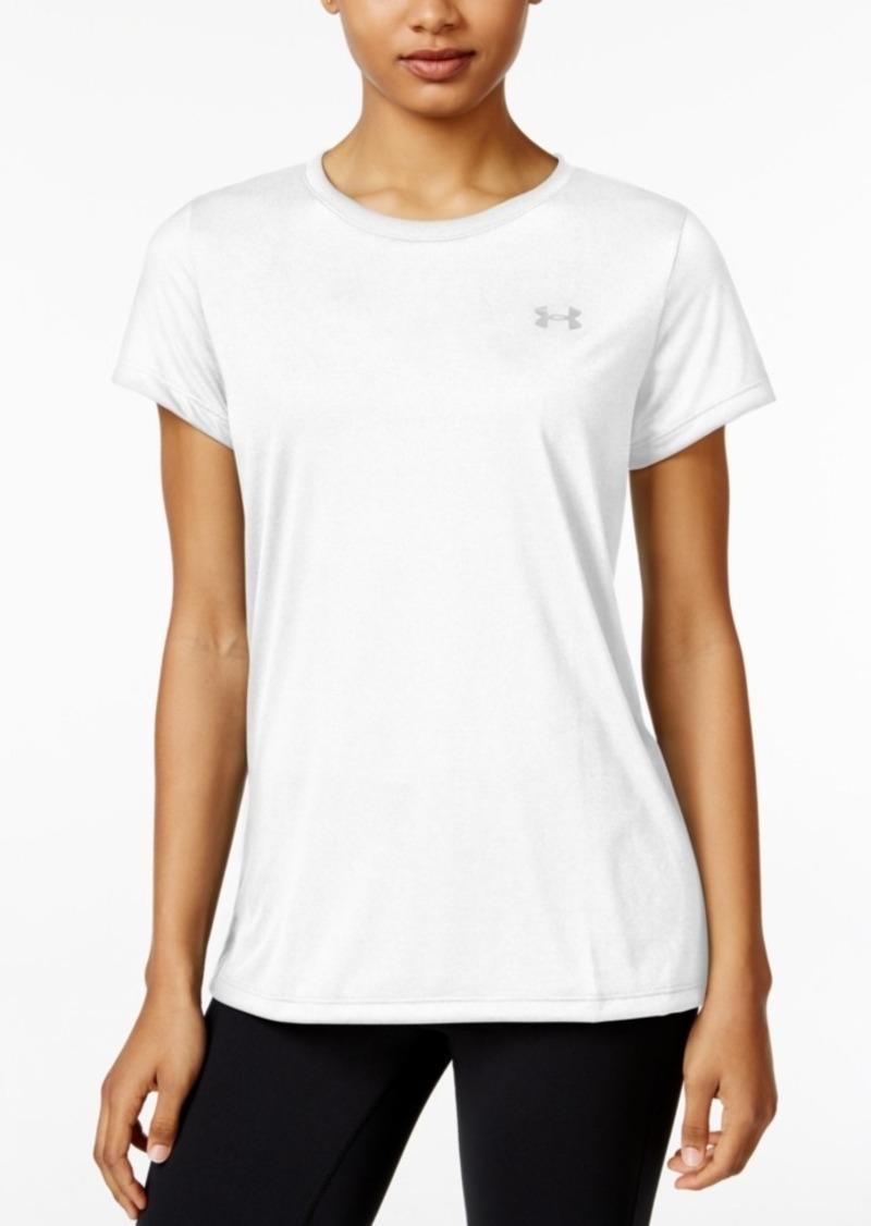 Under Armour Women's Tech Crew Neck T-Shirt