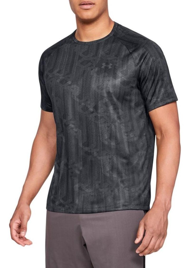 Under Armour Tech™ 2.0 Printed Short-Sleeve