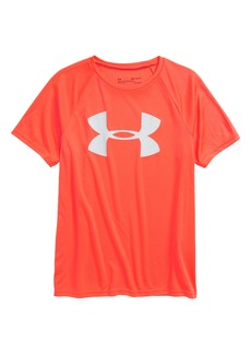 Under Armour Tech Big Logo Graphic Tee (Big Boy)