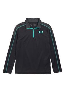 Under Armour Tech Half Zip Pullover (Big Boys)