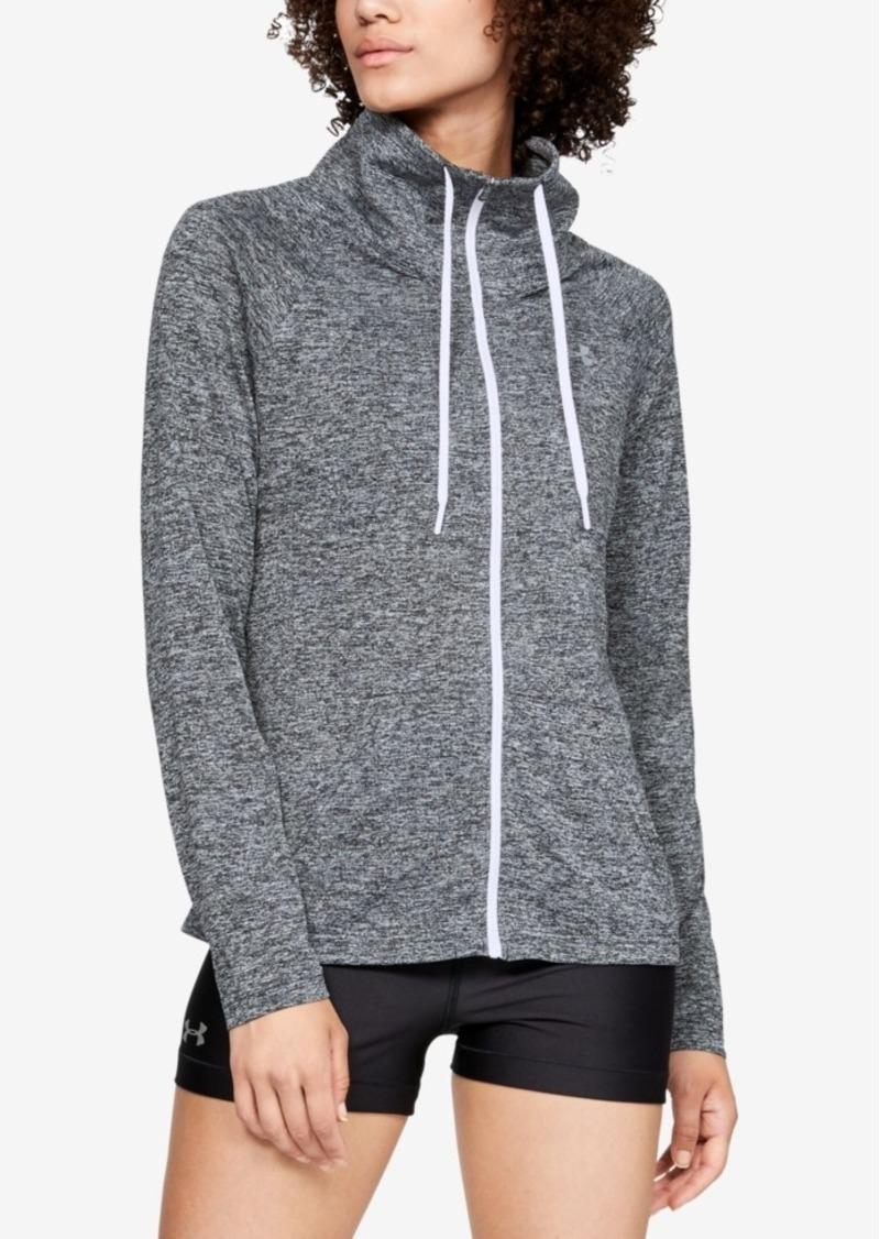 Under Armour Women's Tech Twist Full Zip Jacket