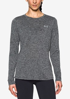 Under Armour Women's Tech Twist Crew Long Sleeve