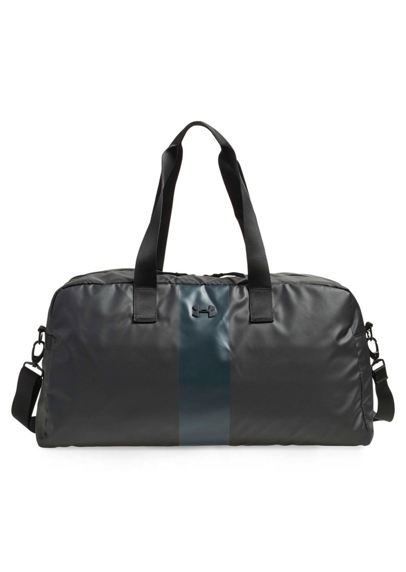 Under Armour 'The Bag' Stripe Duffel Bag