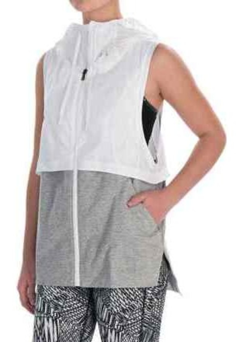 24bef7e0ef72 Under Armour Under Armour The Terry Running Vest - Hooded (For Women ...
