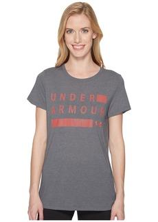 Under Armour Threadborne Graphic Twist Short Sleeve Shirt