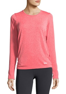 Under Armour Threadborne Long-Sleeve Seamless Performance Top