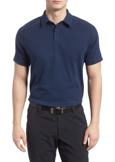 Under Armour Threadborne Outer Glow Regular Fit Polo Shirt