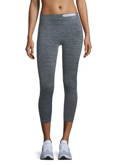 Under Armour Threadborne Seamless Performance Crop Leggings