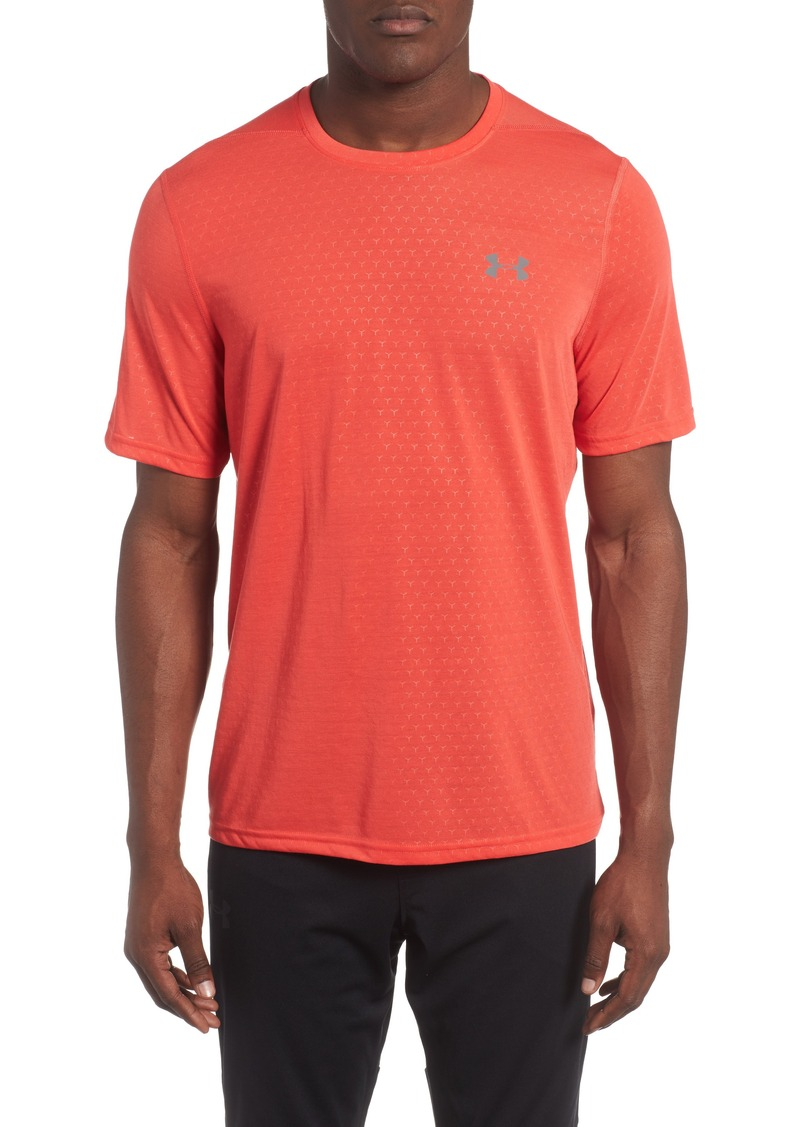 Under armour under armour threadborne siro regular fit t for Under armour fitted t shirt