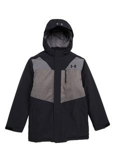 Under Armour Thunder Waterproof Hooded Jacket (Big Boys)