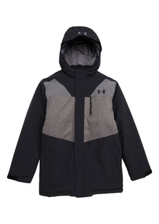Under Armour Thunder Waterproof Hooded Jacket (Big Boys)