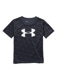 Under Armour Tilted Logos T-Shirt (Toddler Boys & Little Boys)