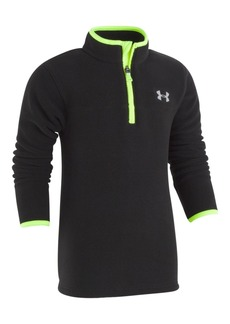 Under Armour Little Boys 1/4-Zip Fleece Shirt