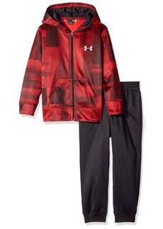 Under Armour Toddler Boys' Active Hoodie and Pant Set