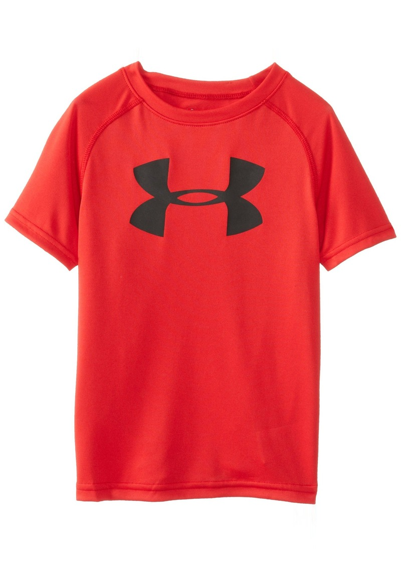 Under armour under armour toddler boys 39 big logo short for Banded bottom shirts canada