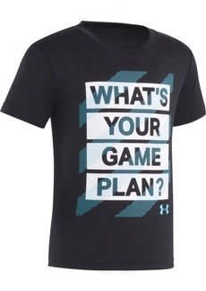 Under Armour Toddler Boys Game Plan Graphic T-Shirt