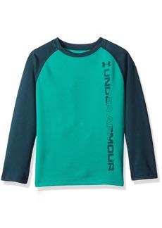 Under Armour Toddler Boys' Long Sleeve Tee Shirt
