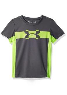 Under Armour Boys' Toddler Fashion SS Tee Shirt