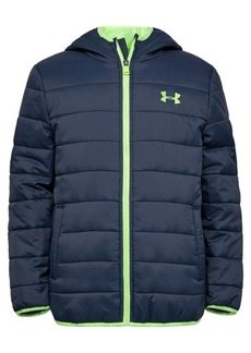 Under Armour Toddler Boys Pronto Puffer Hooded Jacket
