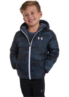 Under Armour Toddler Boys Reversible Pronto Puffer Hooded Jacket
