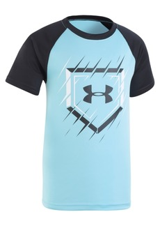 Under Armour Toddler Boys Slashed Bases Graphic T-Shirt