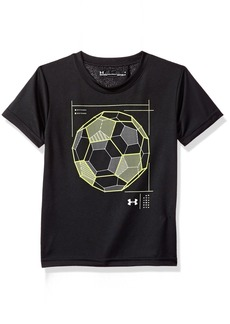 Under Armour Boys' Toddler Wired Soccer Short Sleeve T-Shirt