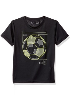Under Armour Toddler Boys' Wired Soccer Short Sleeve T-Shirt