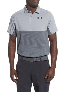 Under Armour Tour Tips Colorblock Polo