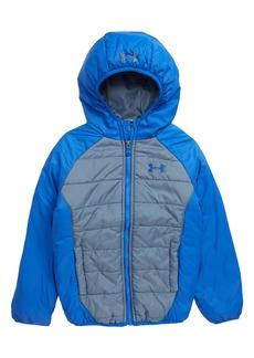 Under Armour Tuckerman Storm™ ColdGear® Waterproof Hooded Jacket (Big Boys)