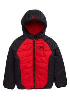Under Armour Tuckerman UA Storm Waterproof Hooded Jacket (Big Boys)