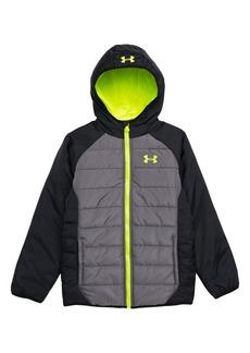Under Armour Tuckerman Water Repellent ColdGear® Jacket (Big Boys)