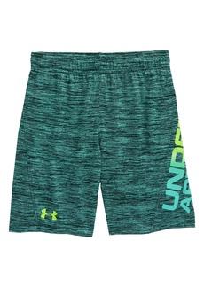 Under Armour Twist Boost Athletic Shorts (Little Boy)