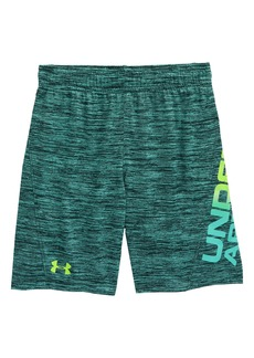 Under Armour Twist Boost Athletic Shorts (Toddler)