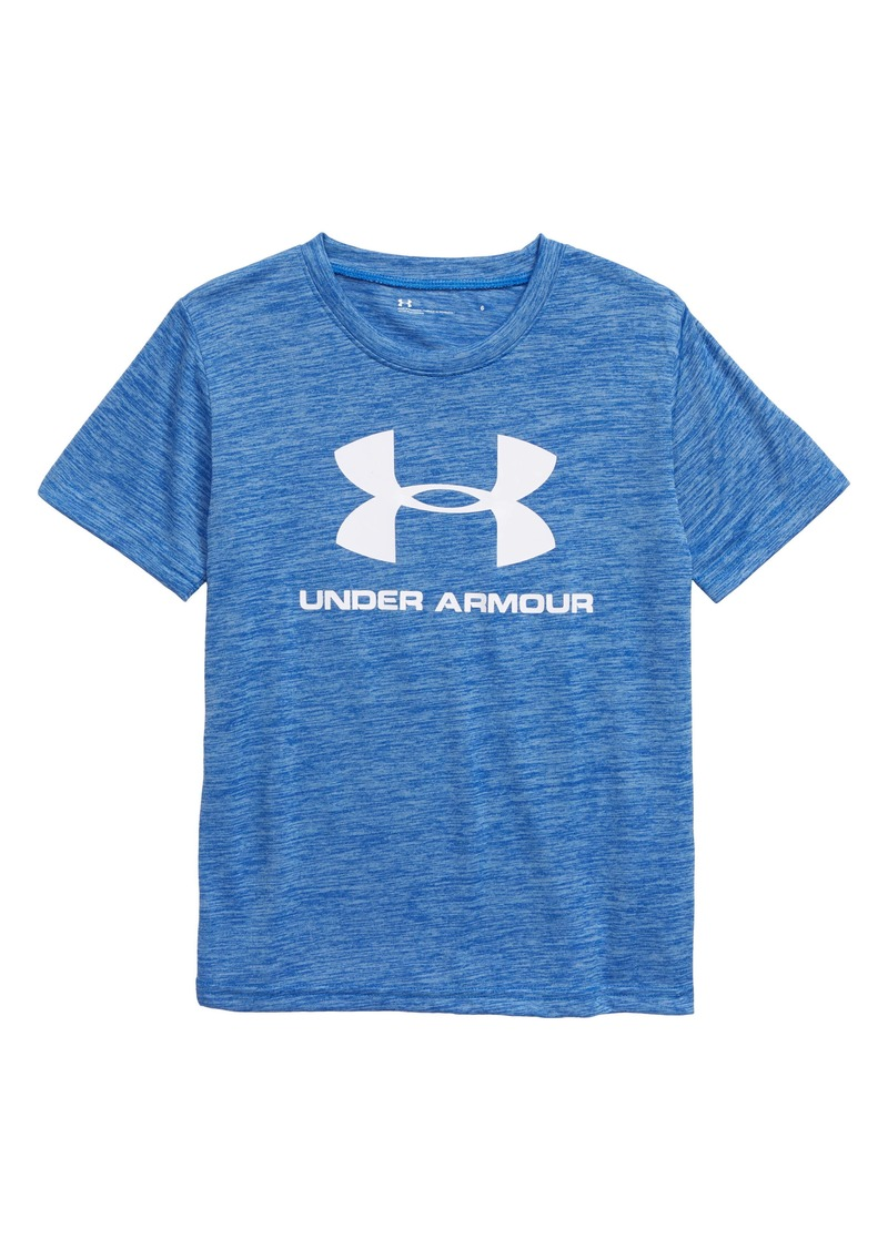Under Armour Twist Logo Shirt (Toddler Boys & Little Boys)
