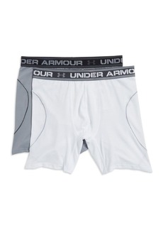 Under Armour Two-Pack Iso-Chill Boxers