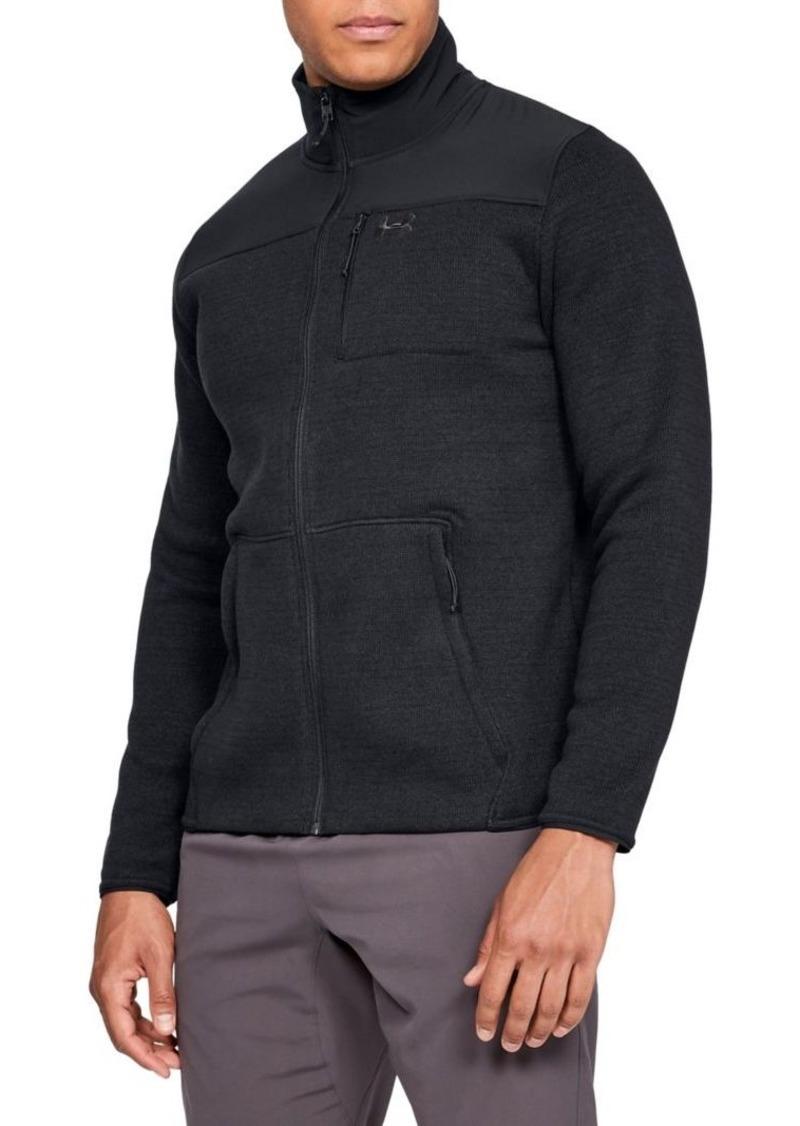 Under Armour UA Fleece Full-Zip Jacket
