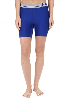 Under Armour UA HeatGear® Armour Compression Mid Shorts