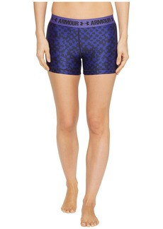 Under Armour UA HeatGear® Armour Printed Shorty