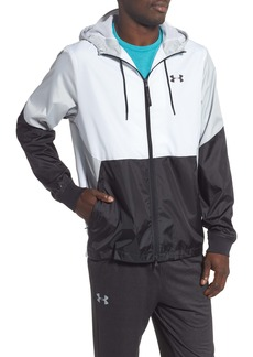 Under Armour UA Legacy Water Repellent Hooded Windbreaker