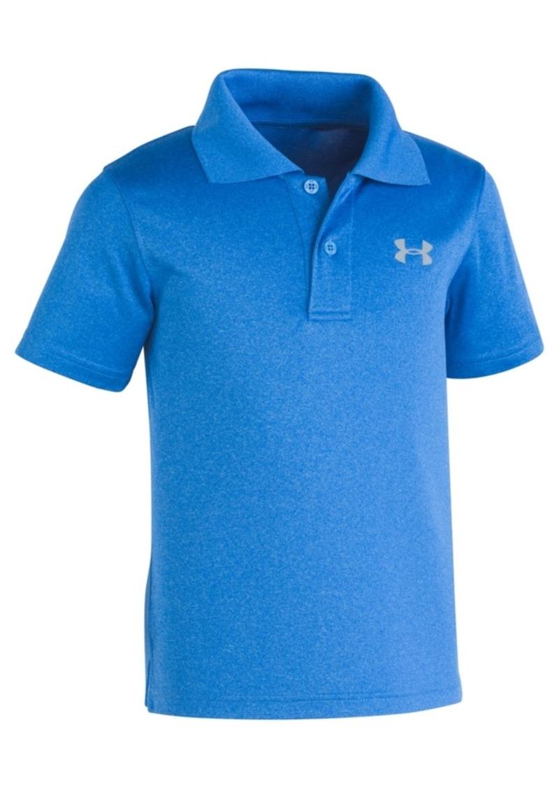 ba765c29e Under Armour Under Armour Ua Match Play Polo Shirt, Little Boys | Shirts