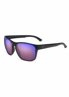 Under Armour UA Pulse Square Sunglasses UA Pulse Satin Black / Black / Golf M/L