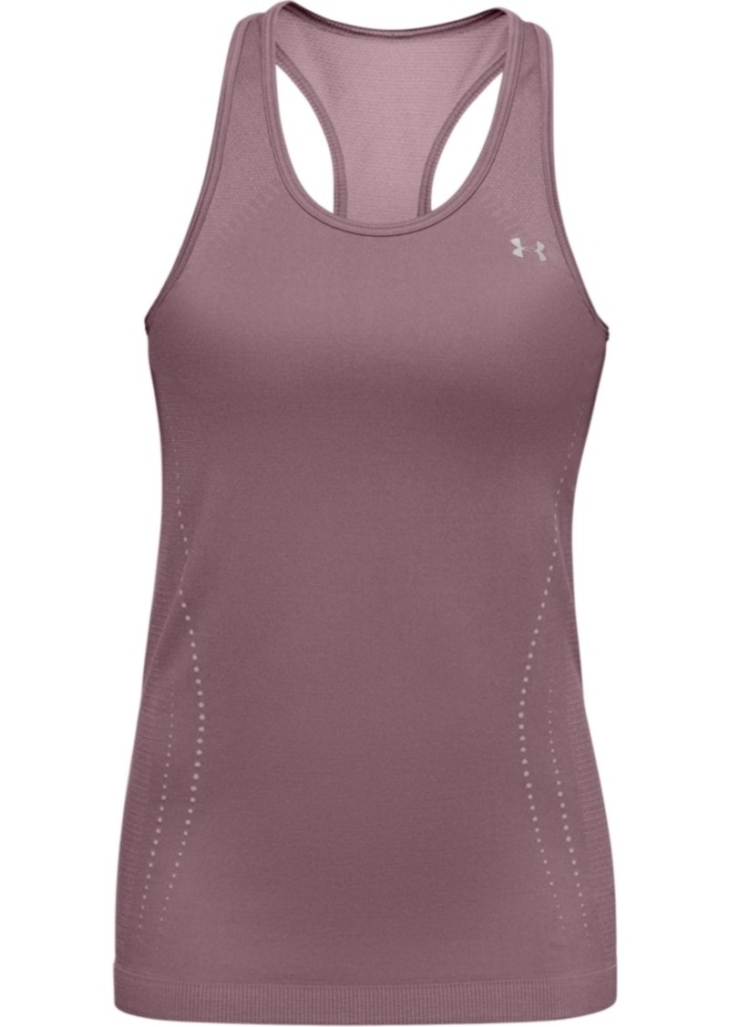 Under Armour Women's Ua Seamless Racerback Tank Top