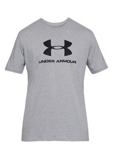 Under Armour UA Sportstyle Logo Graphic Tee