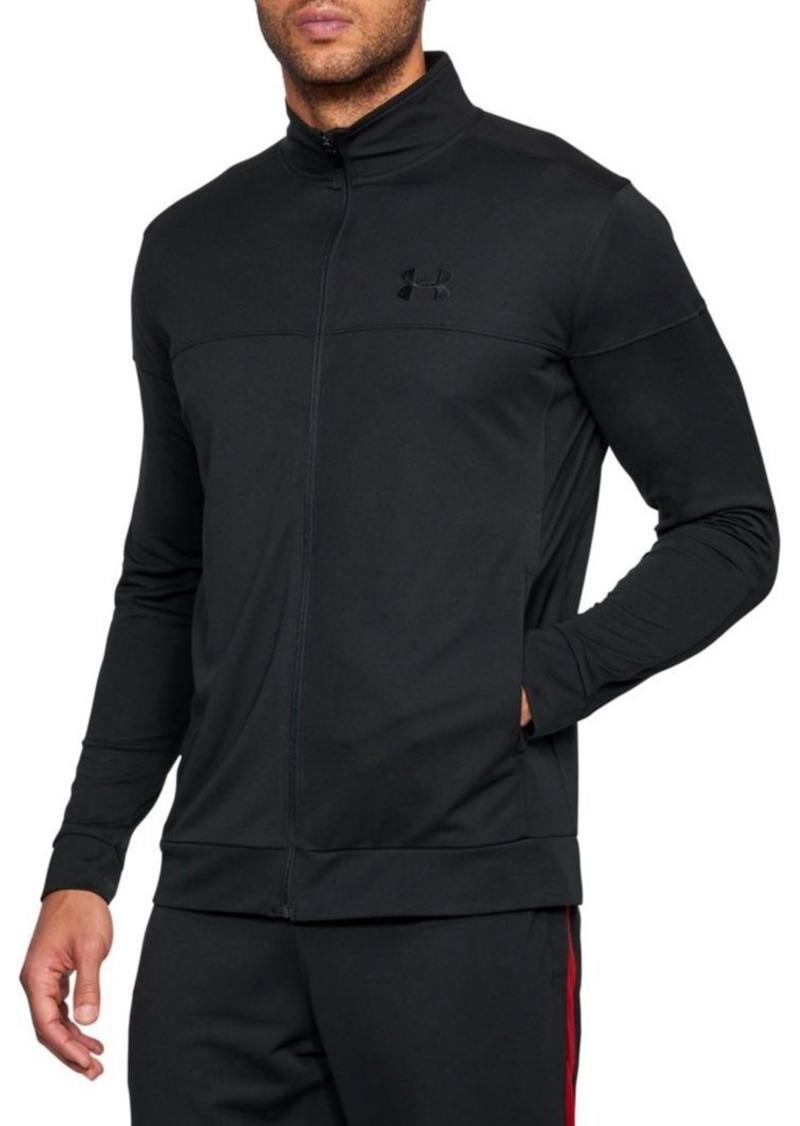 Under Armour UA Sportstyle Pique Jacket