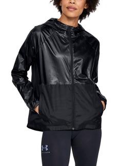 Under Armour Ua Storm Metallic Hooded Jacket