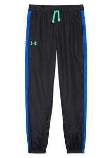 Under Armour UA Storm Water Repellent Mesh Lined Pants (Big Boy)