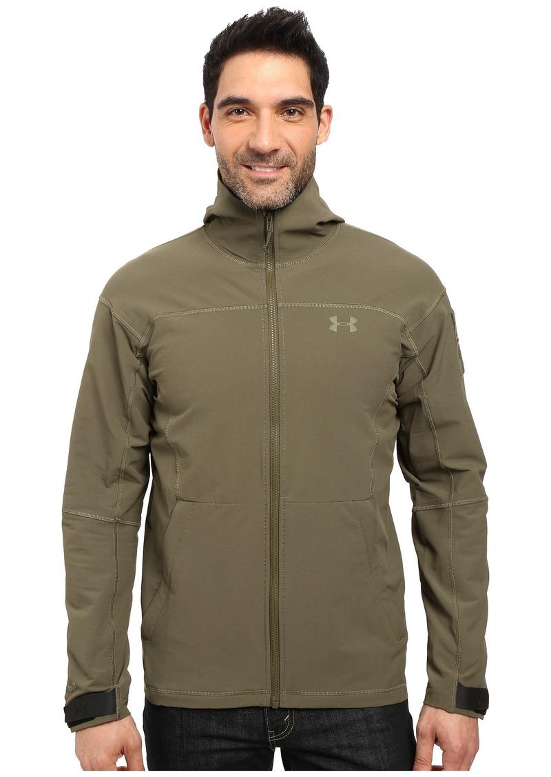 Mens Under Armour UA Prey Fieldgeneral Softshell Jacket
