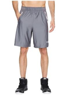 "Under Armour UA Team 9"" Shorts"